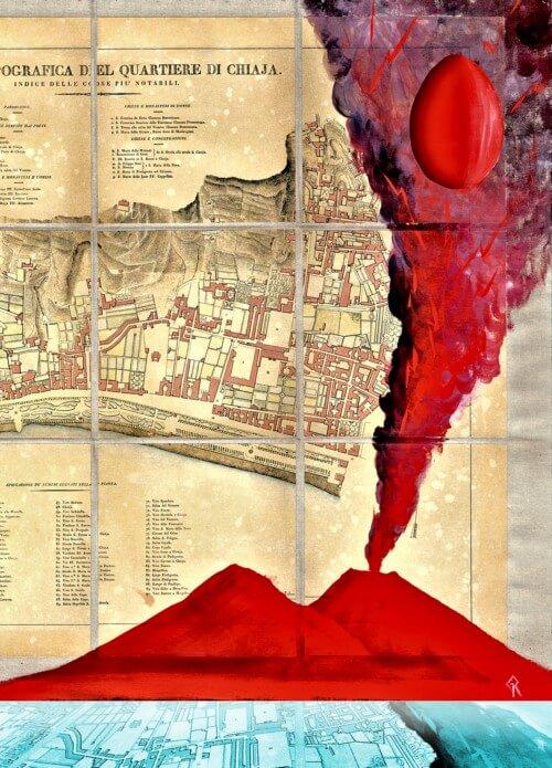 Araba Fenice - rosso - 128-3483