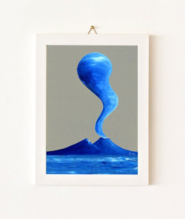 Ciclone - grigio e blu - 381-0