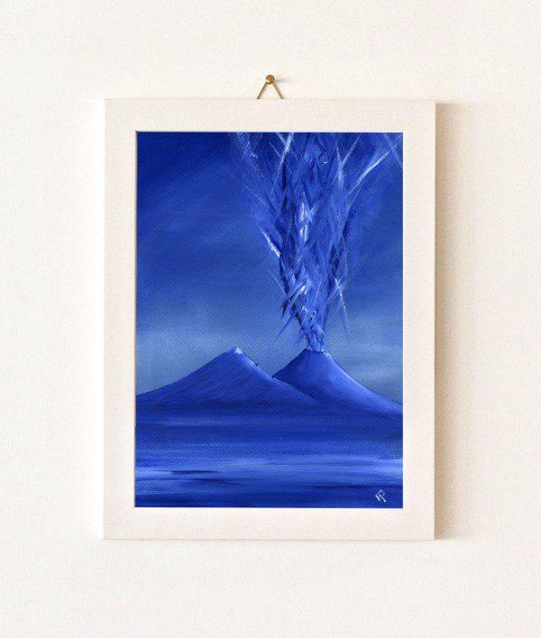 Scudiscio - azzurro - 437-0