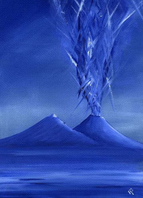 Scudiscio - azzurro - 437-3885