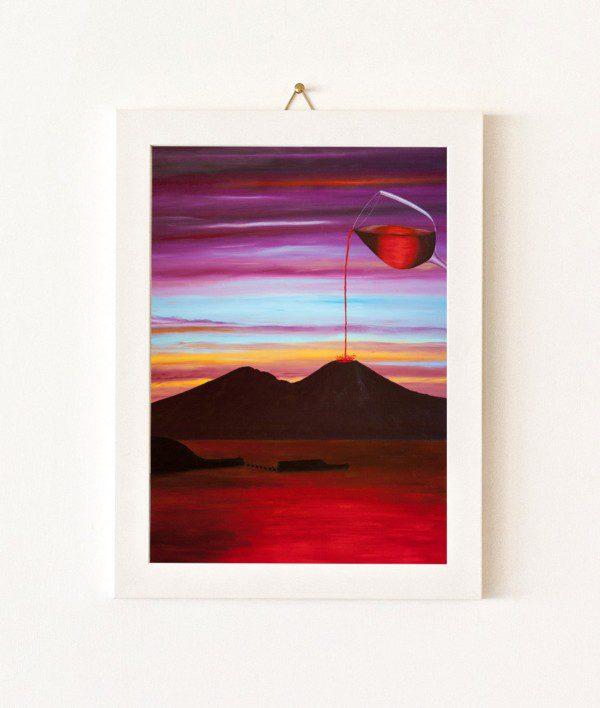 Vesuvio Di Vino - 462-0