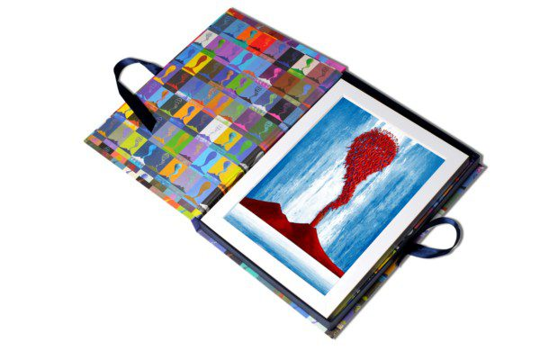 Colpi di Fortuna - azzurro e rosso - 444-6042