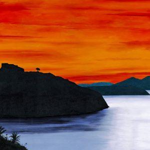 Castello D Ischia Arancio – 528