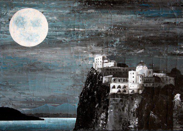 Lunatico Castello Di Ischia-5206