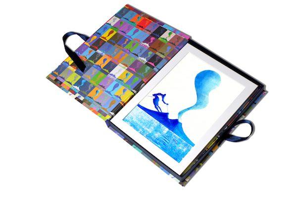 Sciatore - azzurro - 062-7360