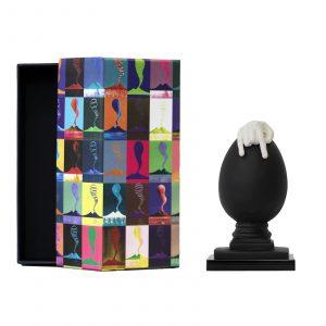 Uovo Di Pulcinella Piccolo – Nero