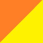 arancio e giallo