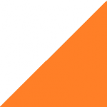 bianco e arancio