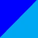blu e azzurro