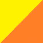 giallo e arancio