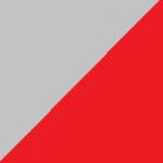 grigio e rosso