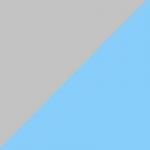 grigio e turchese