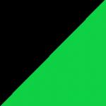 nero e verde