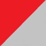 rosso e grigio