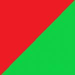 rosso e verde