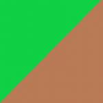 verde e marrone