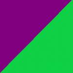 viola e verde