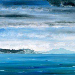 Nisida E Vesuvio – 579