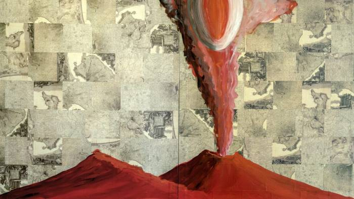 "Prorogata La Mostra ""Vesuvio In The Box"" Di Gennaro Regina"