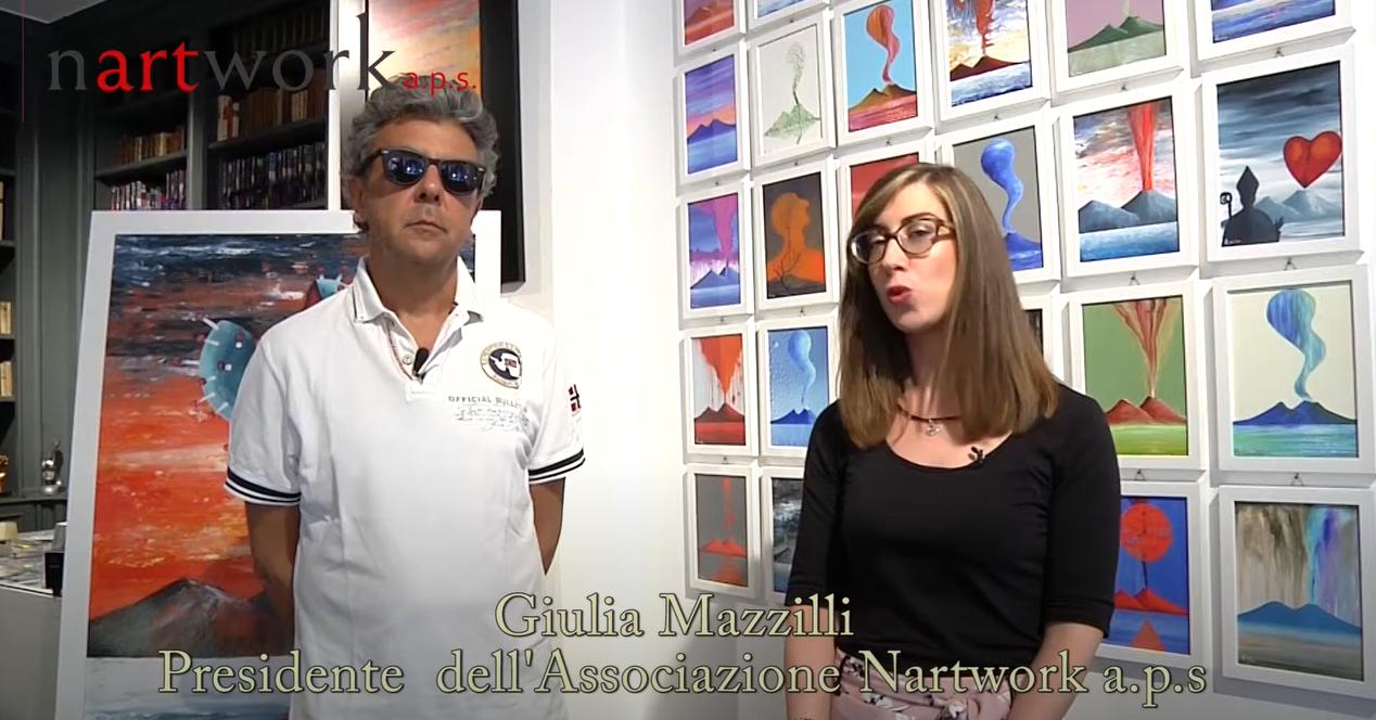 L'associazione Nartwork Aps Intervista Gennaro Regina